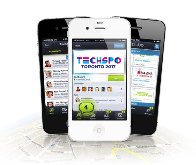 TECHSPO London Mobile App